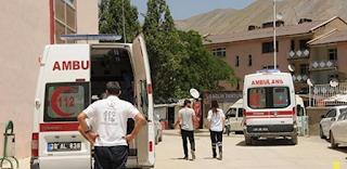 İzmir'de bomba patlama