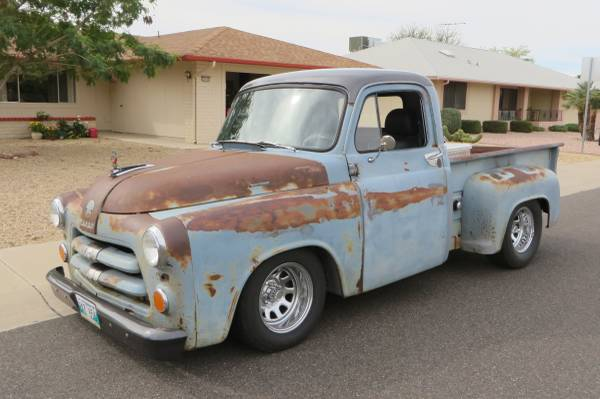 1954 Fargo Pickup Hot Rod - Old Truck