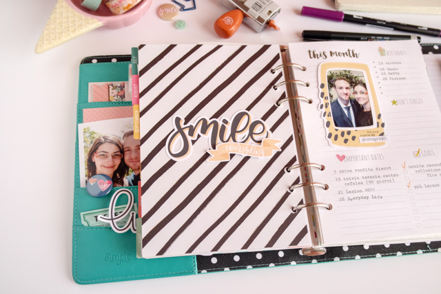 scrappin'planner by kushi settembre ottobre 2016 3| www.kkushi.com