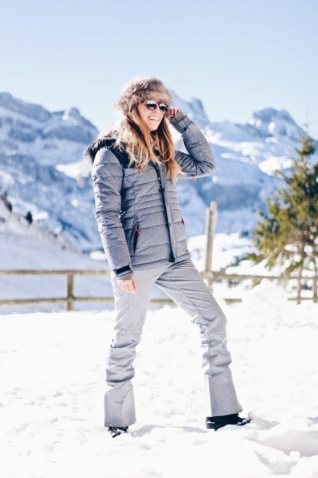 chaqueta esqui alpino