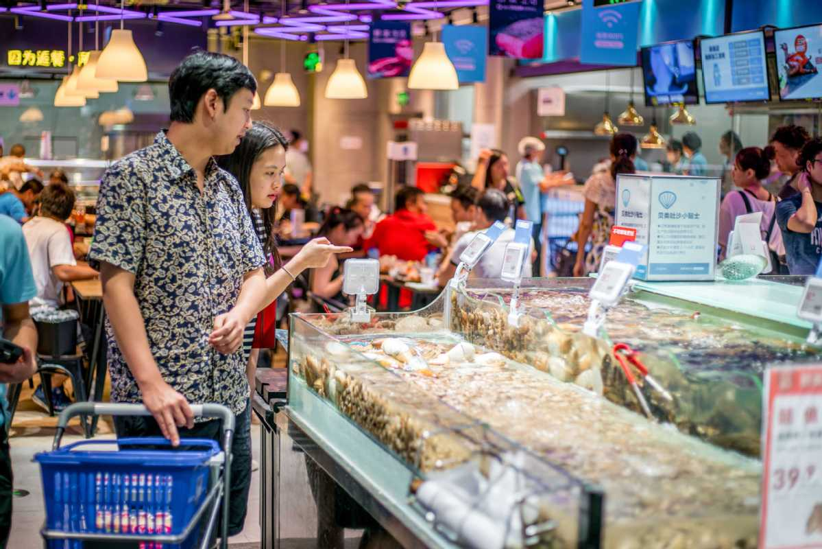 Hema grocery stores team up with property operators | China