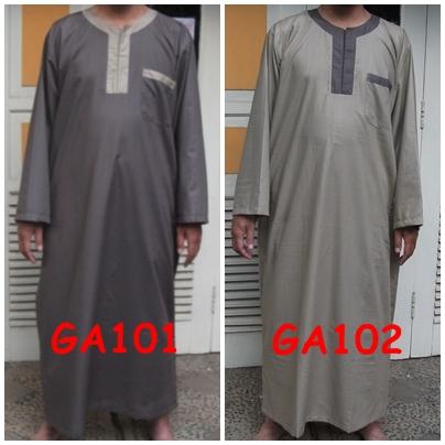 Gamis Arab Long Cardi Baju Jubah Pria Arab Mobilecalculator Us