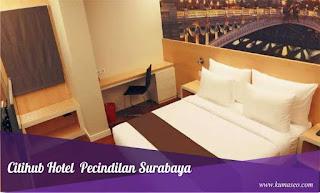 kota surabaya, wisata Surabaya, hotel surabaya, hotel termurah di surabaya, Cіtіhub Hotеl  Peсіndilan Surabаyа