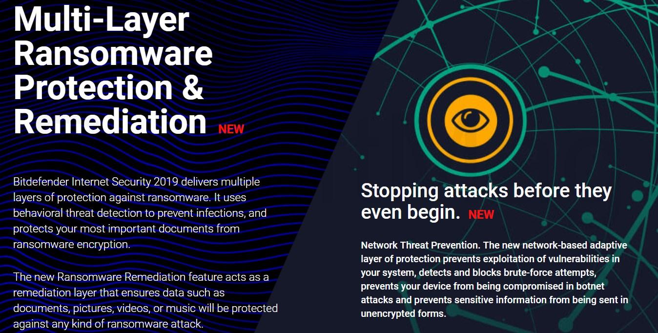 Bitdefender antivirus giveaway   Bitdefender Internet Security 2019