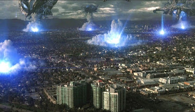 Skyline, Cahaya Biru Alien Mematikan Dari Langit