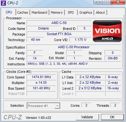 Overclock AMD APU Series Ubuntu  [Include AMD C-** Processor