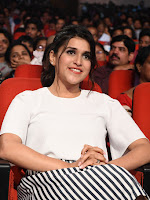 Mannara Chopra at Thikka audio launch-cover-photo