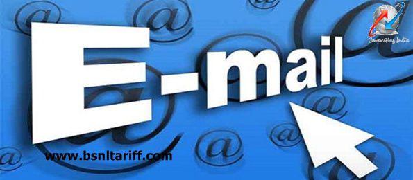 Free email ID bharat for Broadband customers