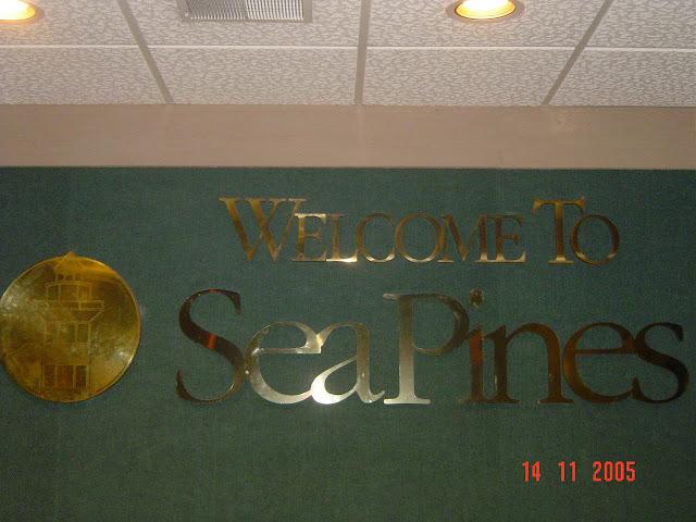 The Sea Pines Resort Welcome Center, Hilton Head Island, SC