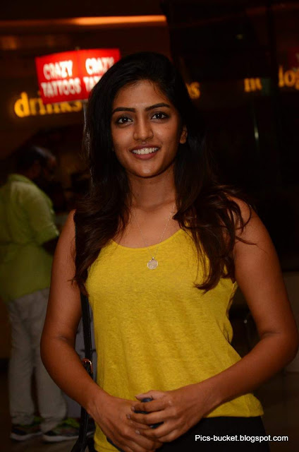 Actress Eesha Rebba