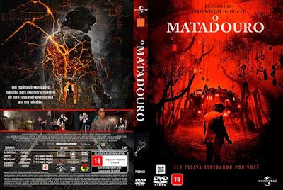 Filme O Matadouro (Abattoir) DVD Capa