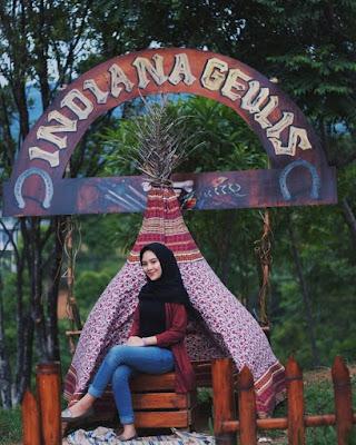Wahana Foto Indiana Geulis