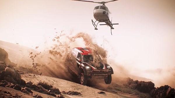 Dakar 18 Game