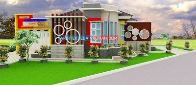 Arsitek Desain Rumah Type 310
