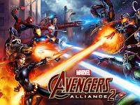 Download game mod Marvel Avengers Alliance 2 MOD APK 1.0.2 Terbaru free