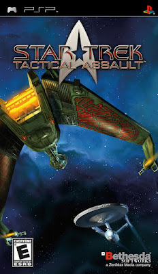 Star Trek: Tactical Assault cover