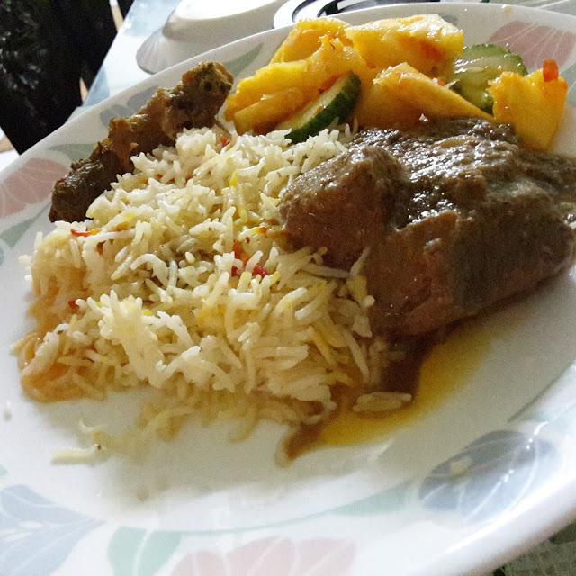 Nasi Beriyani Johor Hidangan Raya