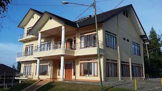 Villa Murah Fasilitas Kolam Renang Di Lembang Bandung Barat
