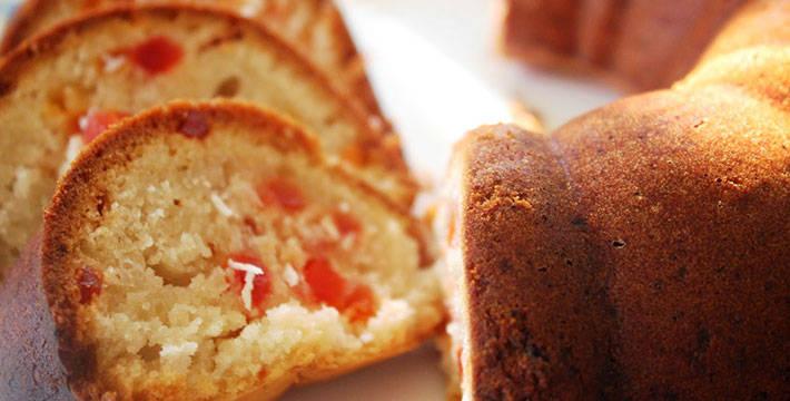 केक पुडिंग - पाककला | Cake Pudding - Recipe