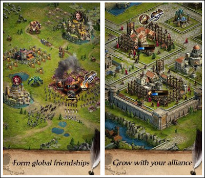 Clash Of Queen : Dragon Rise MOD APK v1.8.28 Full Update Cheats