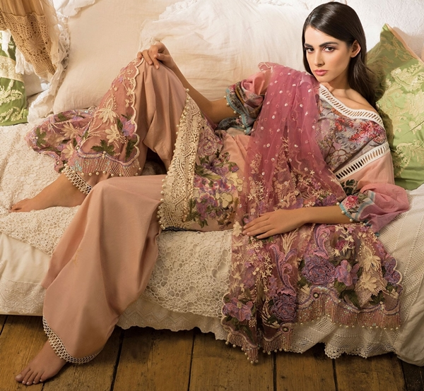 Sobia Nazir Designer Lawn