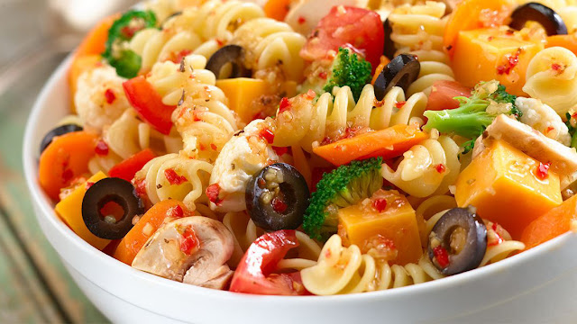 Interesting Facts And Information About Pasta In Hindi