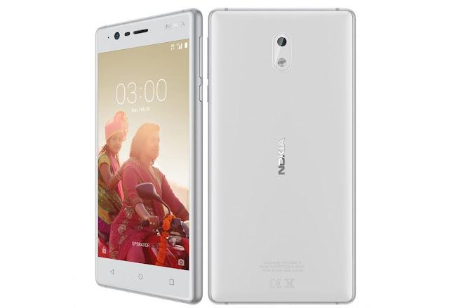 Nokia 3 Smartphone Specifications & Price