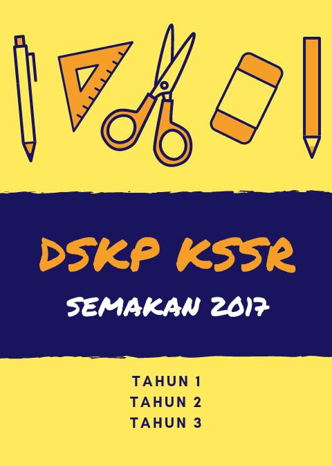 Muat Turun Dskp Kssr Semakan 2017 Tahun 3 Mulai 2019 Fashionista