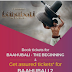 Book Tickets For Baahubali 1 Re-release & Get Assured Tickets For Baahubali 2