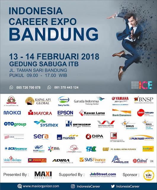 Job Fair Bandung Februari