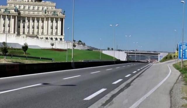 Tirana-Durres highway closes on January 4