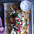 selbstgemachte Backofen Chili Cheese Fries auch für Kinder geeignet {Post enthält Werbung}