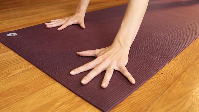 Bí kíp chống trơn trượt cho thảm tập Yoga