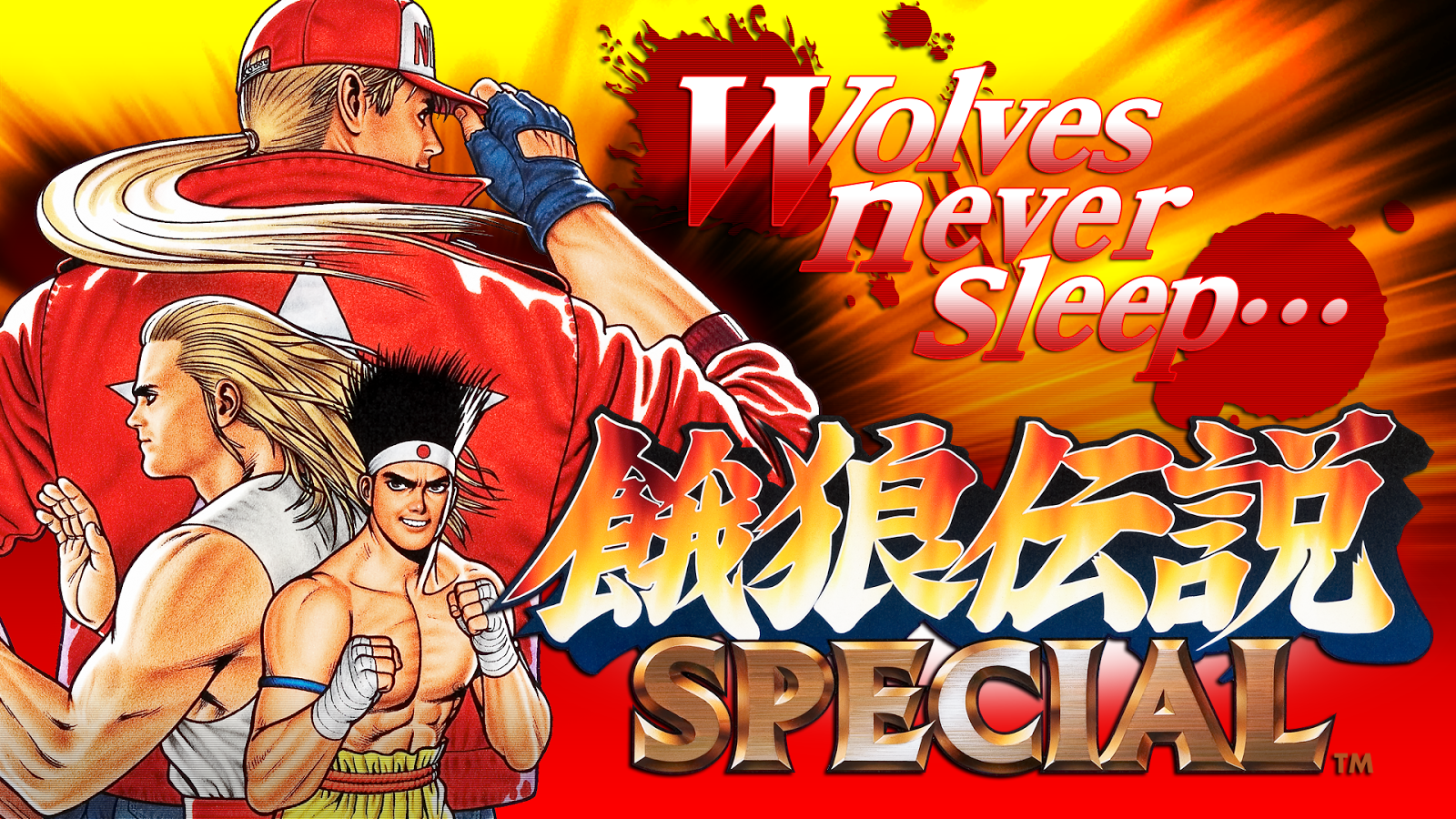 The Nintendo Switch Getting A Remix Of ACA Neo Geo Fatal Fury Special.