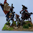 28mm British Heavy Dragoons Capturing the Colours