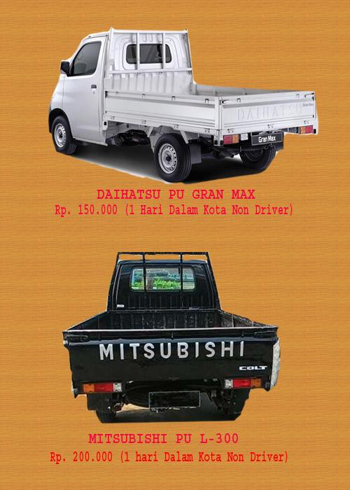 rental mobil pickup gran max l300 semarang
