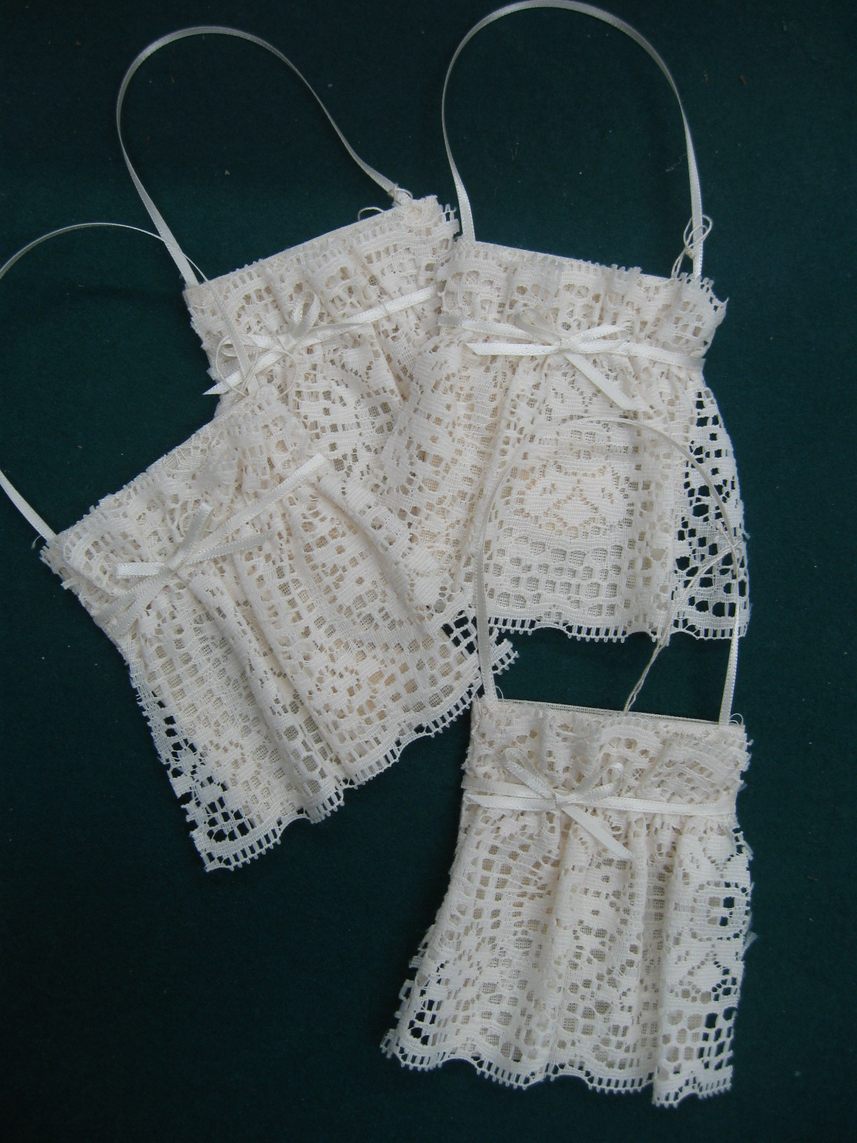 Treasures from the Heart Store: Lace Gift Bags: SALE!!!