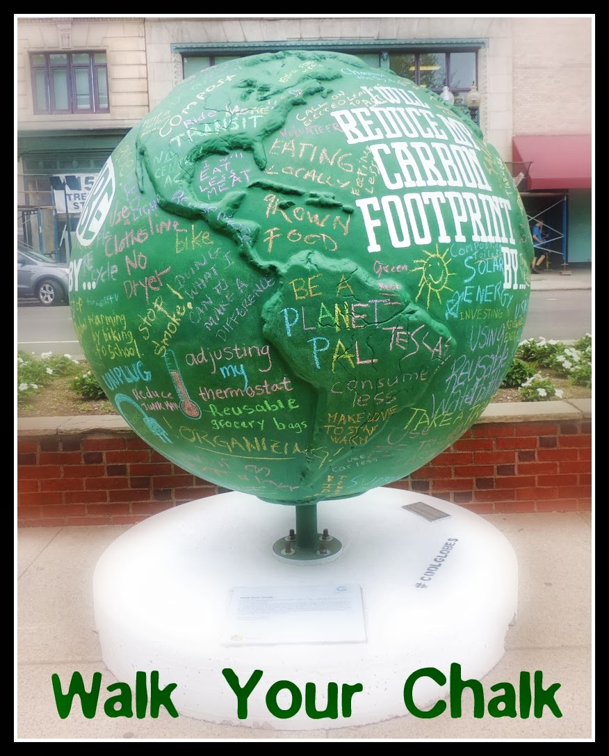 The Cool Globes en Boston: Walk Your Chalk