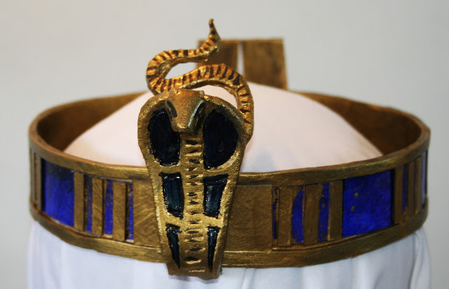 Egyptian Diadem - Front Detail