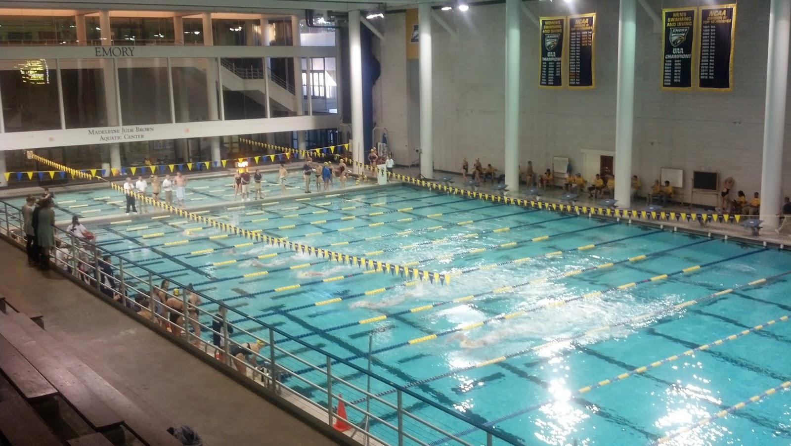 140 Emory University Brown Aquatic Center Atlanta Ga