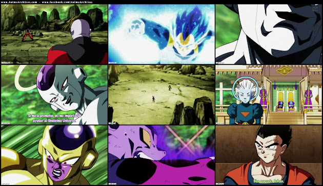 Dragon Ball Super 124
