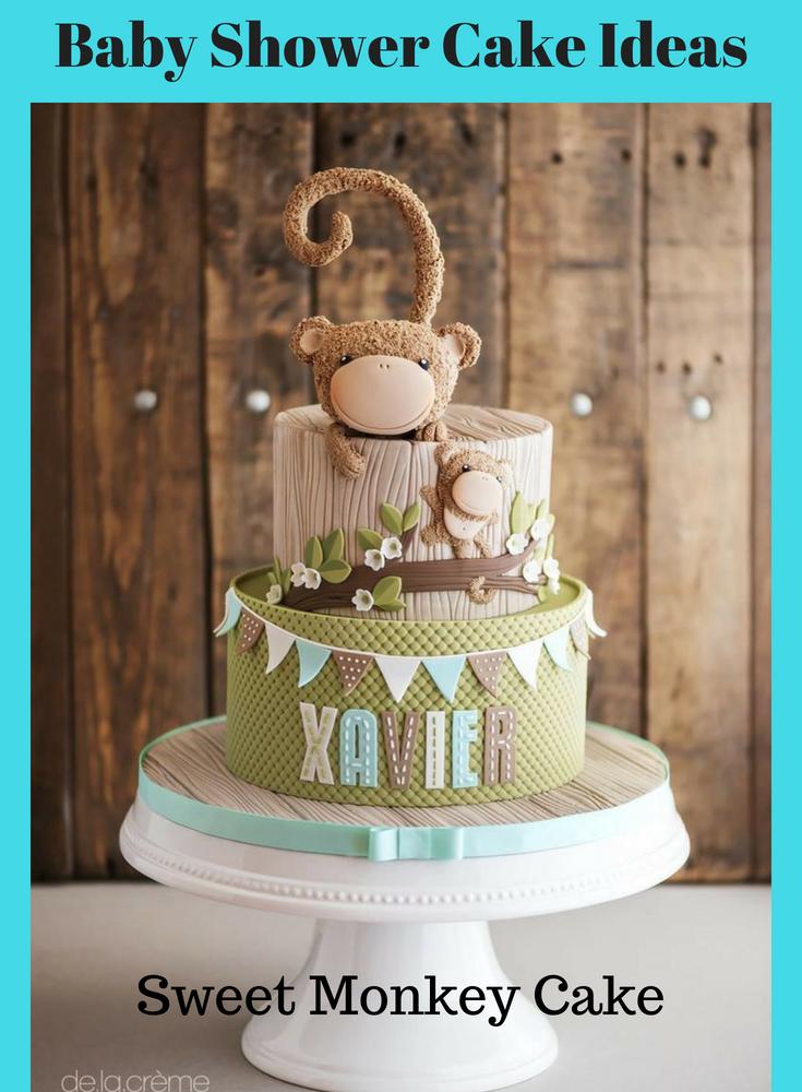 Baby Shower Cake Ideas Rosa For Life