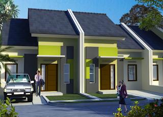 Gambar Rumah Minimalis Type 36 Sederhana