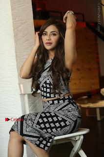 Telugu Actress Angela Krislinzki Latest Pos in Short Dress  0110.JPG