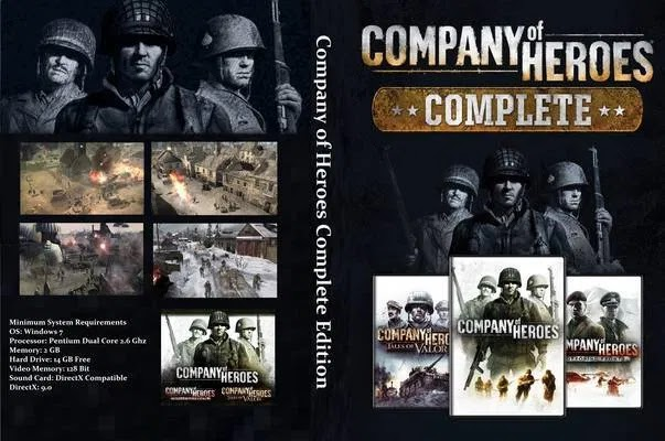 COMPANY OF HEROES [PC]