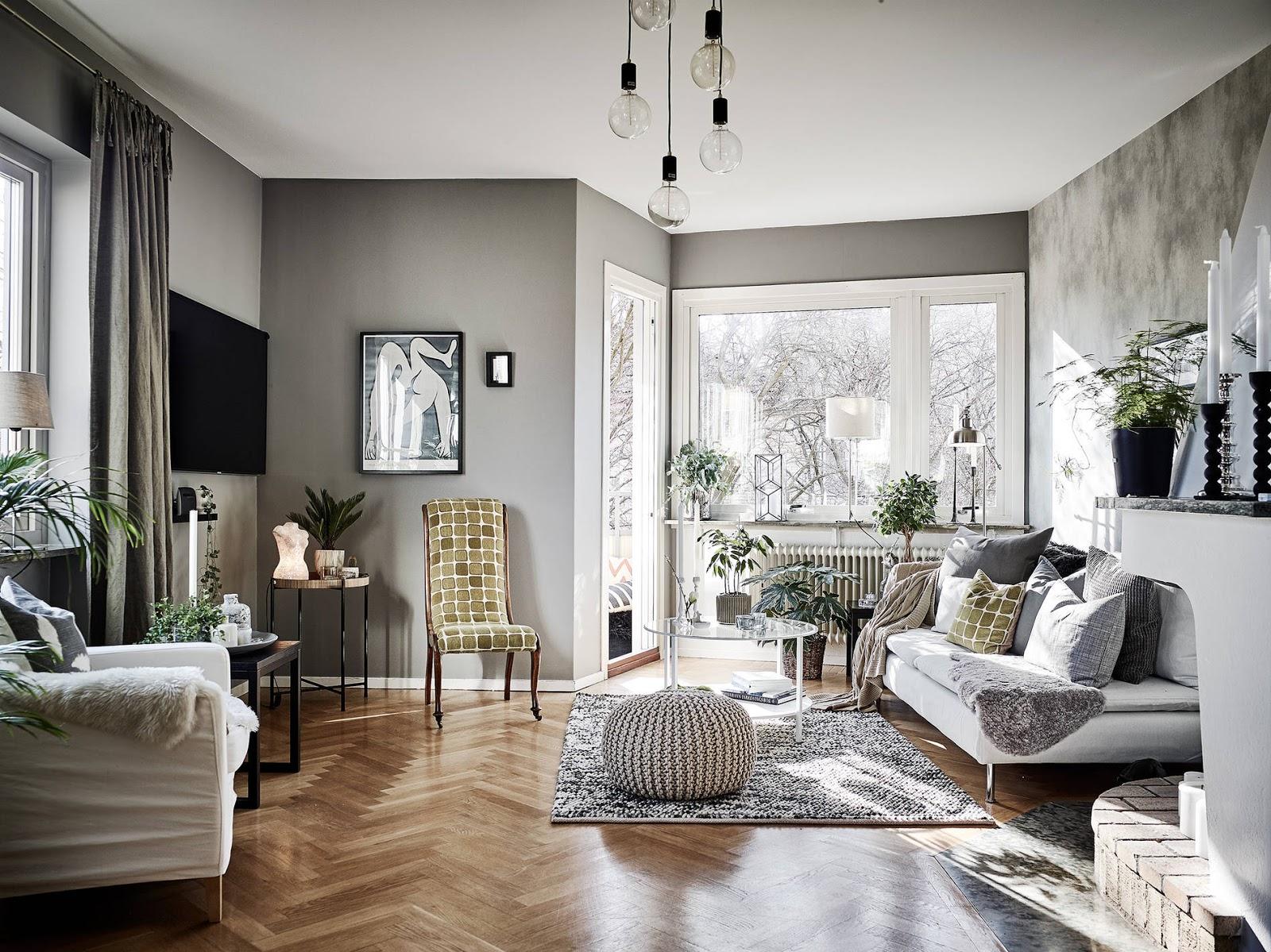 Pani kr liczek inspiracje mieszkanie jak obraz 26 for Schwedische einrichtung