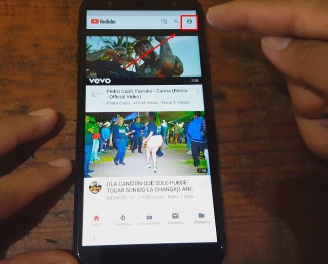 remover cuenta Google Samsung Galaxy J4+
