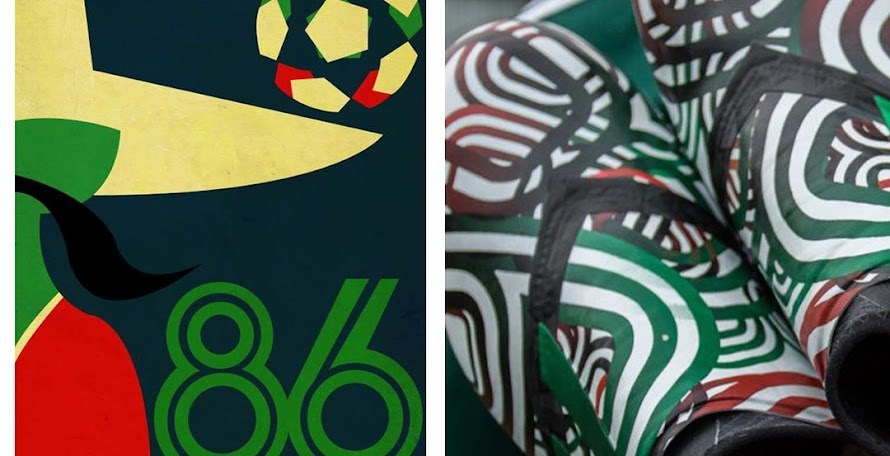 4c6b5077845 1986 World Cup Poster Inspired