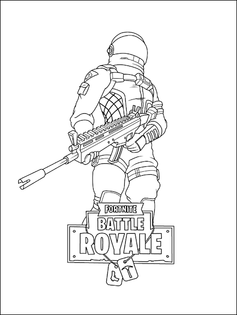 Drift Fortnite Coloring Pages Printable Www Picswe Com