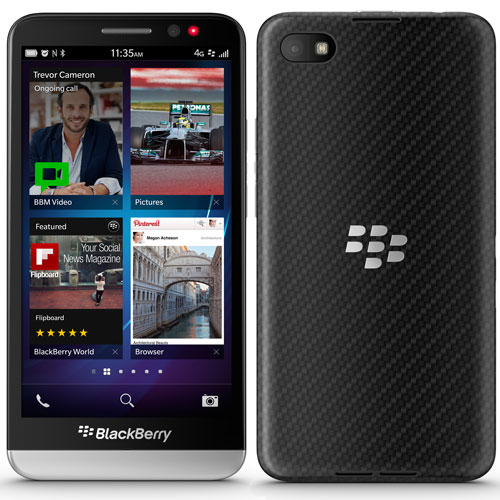 BlackBerry Z30 pictures